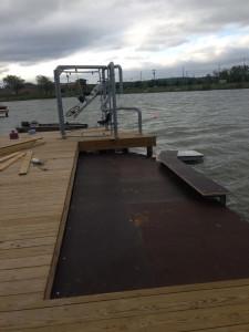 Starting Dock
